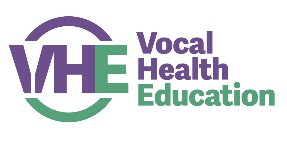 Vocal Health Education